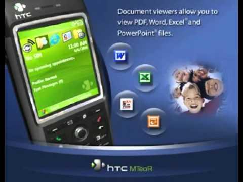 HTC SmartPhone「MTeoR」