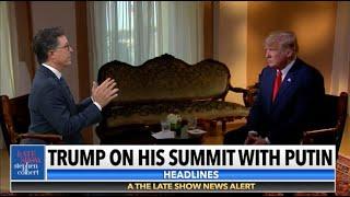 Stephen Interviews Sean Hannity