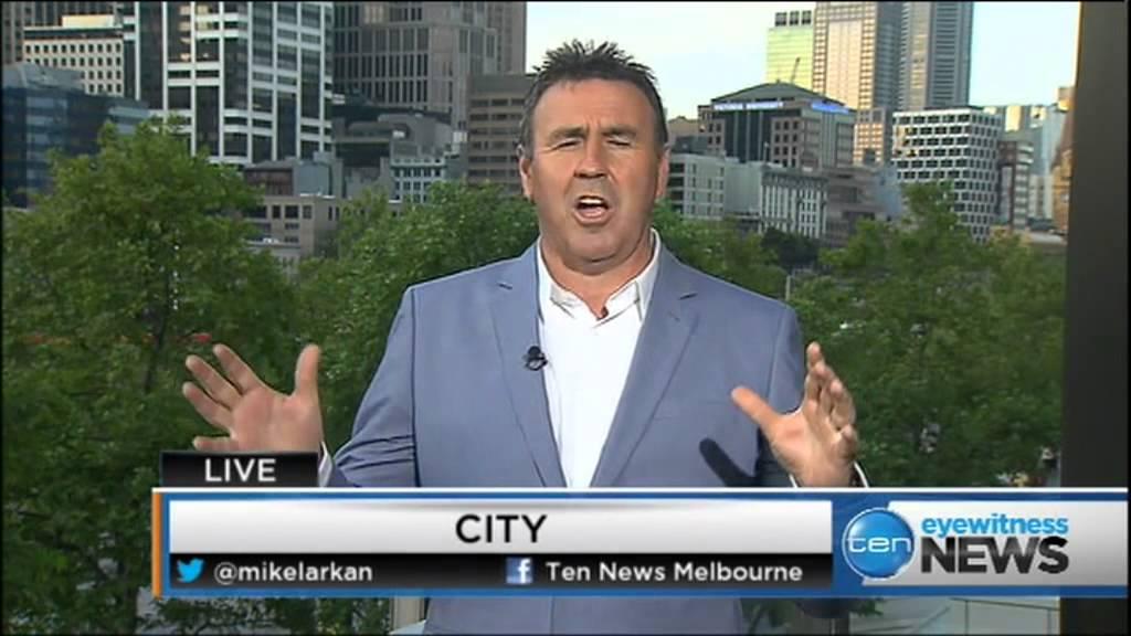 Ten Eyewitness News Melbourne Opener, Weather and Closer 4 ...