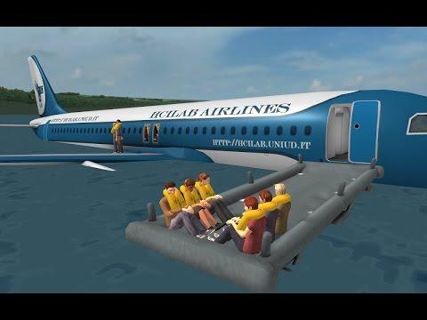 Симулятор пассажира в самолёте. Как себя нужно вести в самолёте.