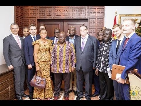 Nana Addo: GAZPROM LNG supply deal important for Ghana's economy