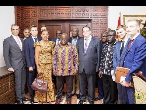 Nana Addo: GAZPROM LNG supply deal important for Ghana