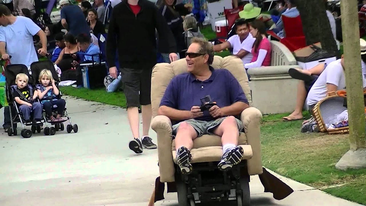 Motorized Lazy Boy Recliner Chair  YouTube