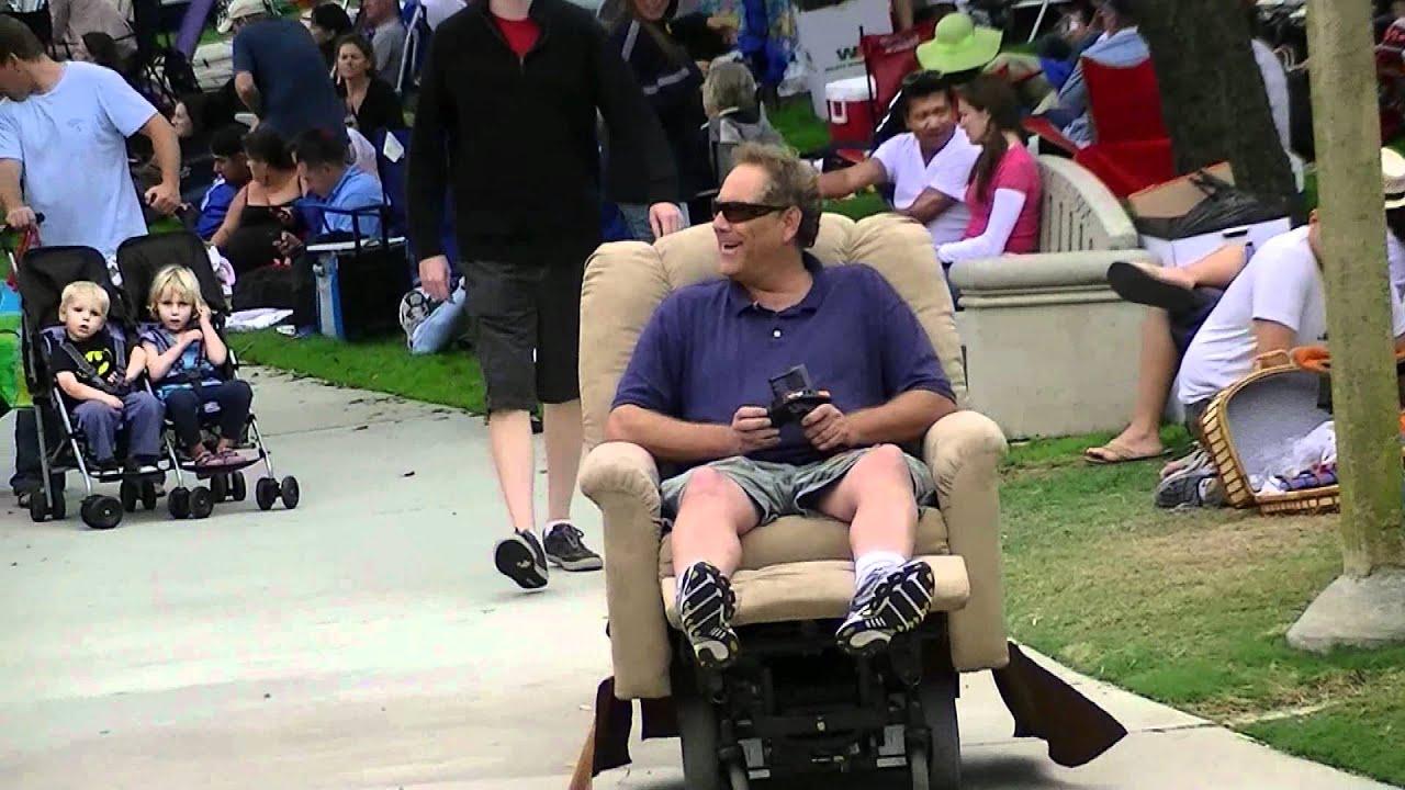 Motorized Easy Chair Aqua Dining Cushions Lazy Boy Recliner Youtube