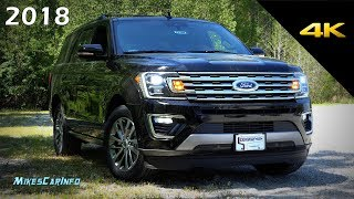 2018 Ford Expedition Limited - Ultimate In-Depth Look in 4K