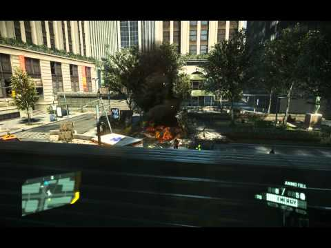 Crysis 2 - PC Gameplay Max Settings [Full HD]