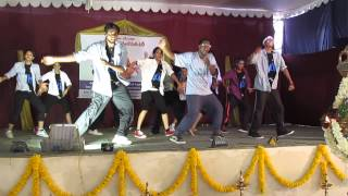 One Two Three Four & Pista dance performance