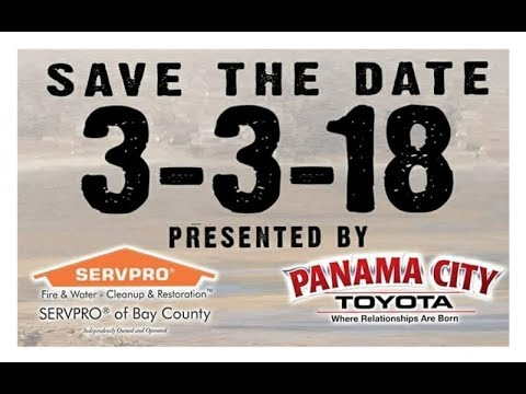 Inaugural Fun in the Sun Mud Run | Panama City, Florida | Saturday, 03. March 2018