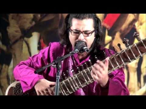プルバヤン シタール Sitar Purbayan Chatterjee Japan Tour 2010 Namaste India