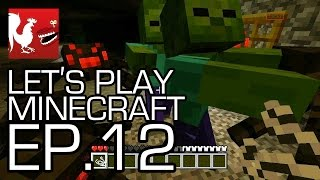 Let's Play Minecraft - Episode 12 - Last Man Standing