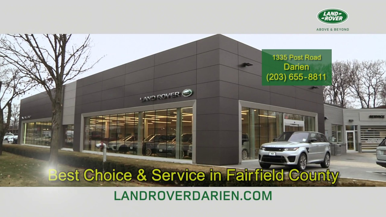 Land Rover Darien >> Land Rover Darien Tv Ad Youtube