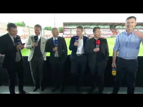BTSport Football. Chris Sutton and co talk Celtic and next season. 2017 05 28