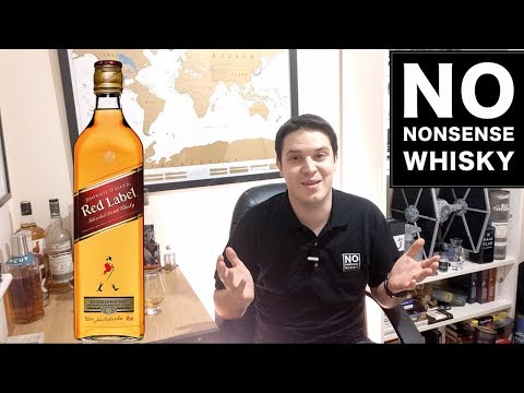Johnnie Walker Red Label | No Nonsense Whisky #66