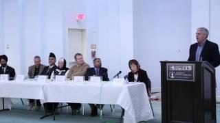 Ahmadiyya Interfaith Symposium Silver Spring, Maryland USA
