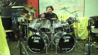I Got Nerve by Hannah Montana Miley Cyrus Drum Cover by Myron Carlos