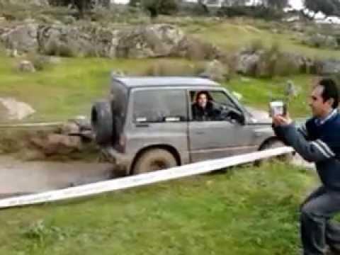 El mejor coche de toda la ruta NAHARRO 2013.mp4 Travel Video