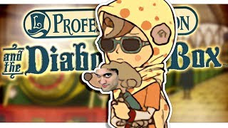 【 Professor Layton and the Diabolical Box 】Part 3
