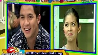 KalyeSerye- Best AlDub Unscripted Reactions Compilation part 1