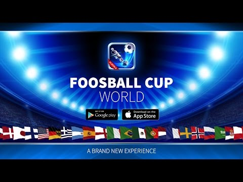 Foosball Cup World - Game Trailer
