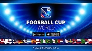 Foosball Cup World - Game Trailer