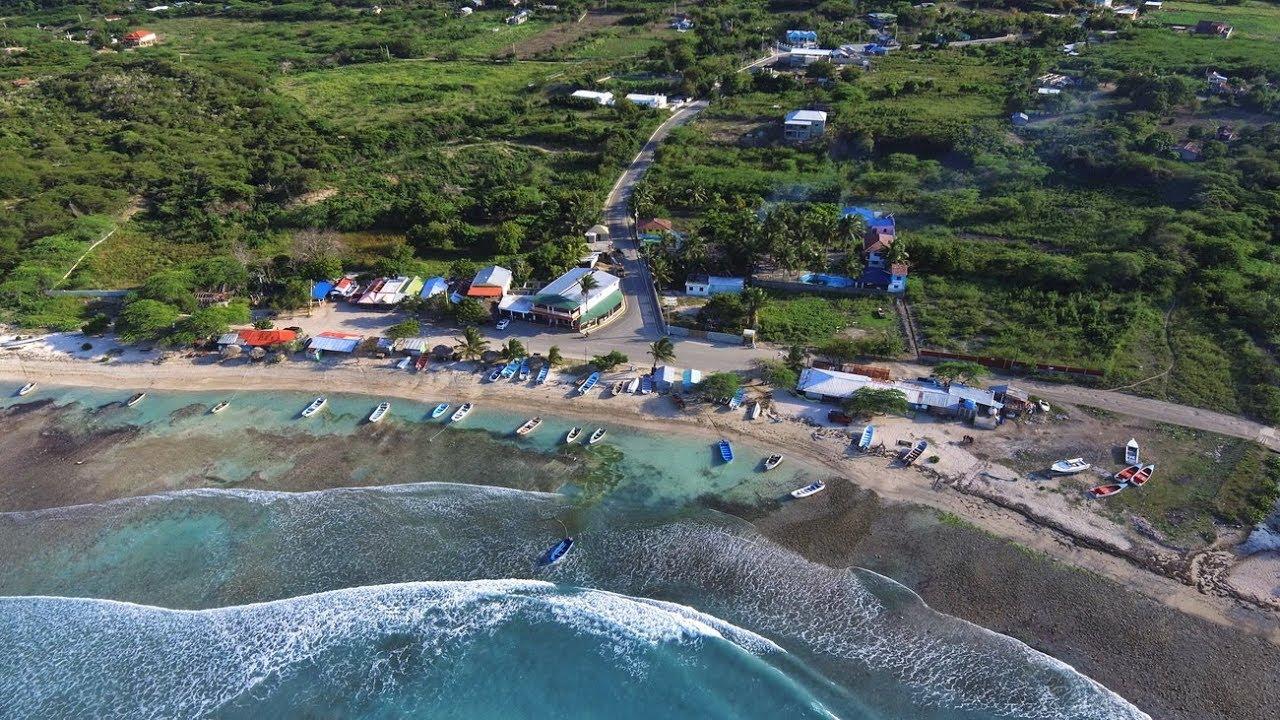 Naturaleza - Playa Buen Hombre Monte Cristi Republica Dominicana