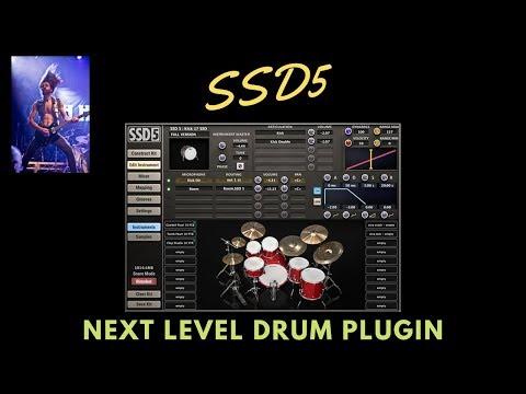 Steven Slate Drums 5 - Next Level Drum Plugin