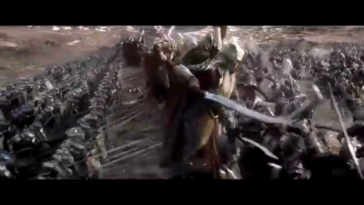 The Hobbit: The Battle of the Five Armies - Dwarves and ...