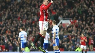 Manchester United vs Reading - Highlights - Full Match - FA Cup 2017