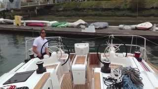 Jeanneau Yachts 360 dock and go system operation By: Ian Van Tuyl Yacht Broker in California