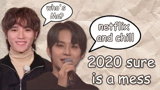 funniest nct moments of 2020 (ultimate try not to laugh challenge)