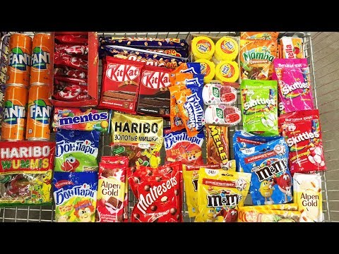 A Lot Of Candy 2018 NEW #75 Фанта...