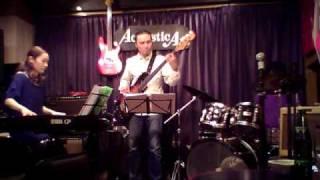 Protean Live at Acoustic Art http://tanakanaoko.com/protean/index.h...