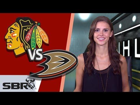 Monday's Free NHL Picks for Blackhawks-Ducks Game 5