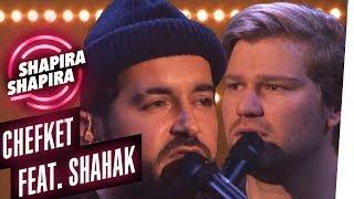 Chefket feat. Shahak Shapira – Wir