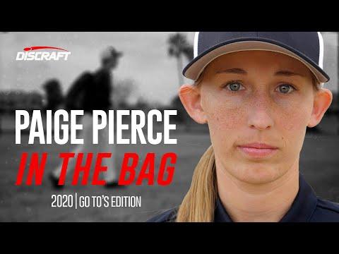 Paige Pierce | 2020 Go-To Discs | Discraft Discs