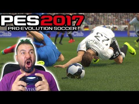 PES 2017 PS4 DEMO | YAMULDULAR!