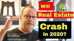 Real Estate 2020 prediction-Chandler Arizona Real Estate Market