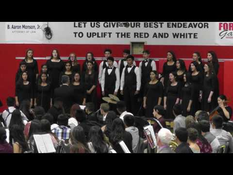 Imperial High School Chamber Singers                     05 22 2017