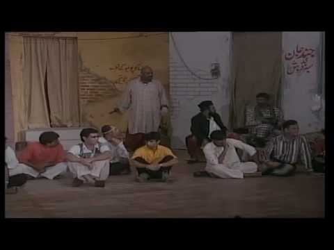 COMEDY WITH ALBELA & IFTEKHAR THAKUR - PAKISTANI STAGE DRAMA FULL COMEDY CLIP