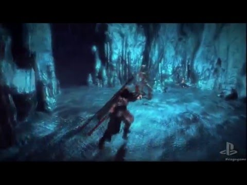 NIOH - Gameplay Trailer PS4 - Playstation Experience 2015