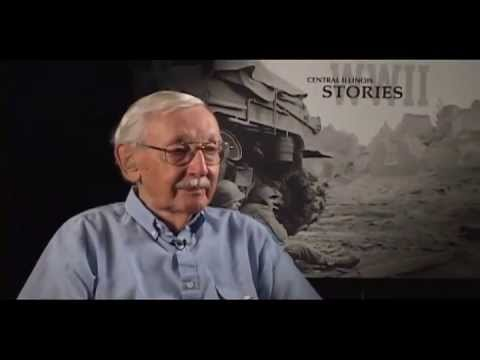 Central Illinois World War II Stories - Oral History Interview: Earl Swanson of Urbana