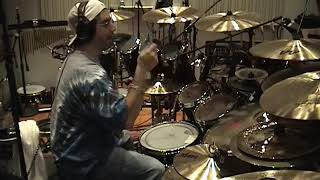 These walls - Portnoy's Angle (Isolated drums)
