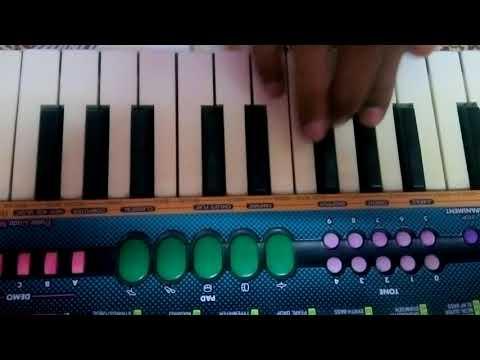 Yel Jhayli Aartichi Pujari Nahi Devalala koligeet piano by nikhil