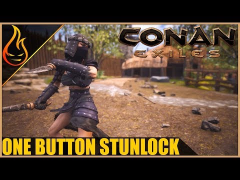 Stunlock All The Things With This Trick Conan Exiles 2018
