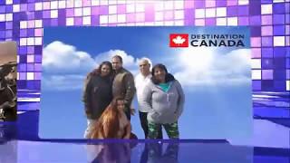 CANADA 2017 cvicime Agnesa