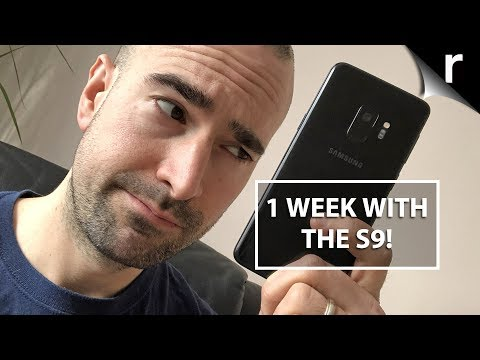 One Week with Samsung
