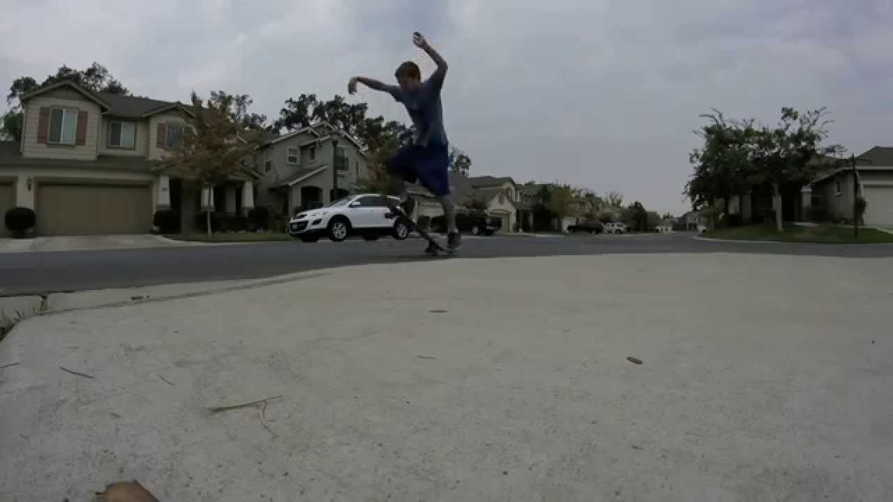 how to make a varial kickflip