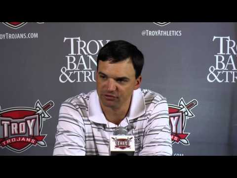 Troy Football Press Conference -- NC State Game (Neal ...