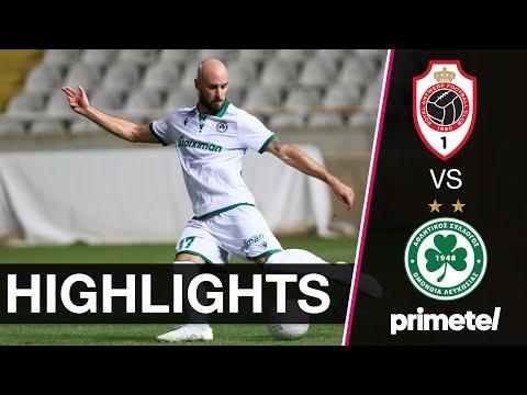 Antwerp Omonia Goals And Highlights