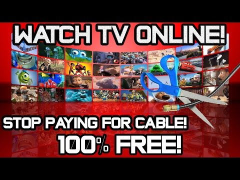 Watch TV Online For Free! (2016)